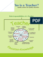 WHO IS A TEACHER_R