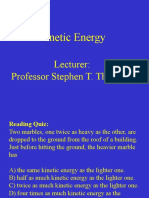 Lecture 14.KineticEnergy