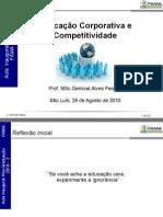 Educação Corporativa e competitividade