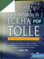 Las Ensenanzas de Eckhart Tolle - Marina Borruso