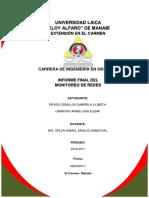 Informe Redes Final Reyes Camacho