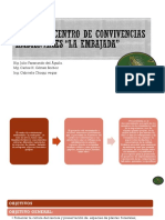 Centro de Convivencias Ambientales