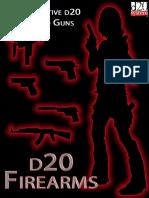 d20 guns