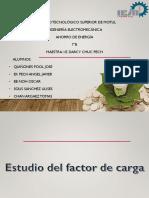 Ahorro de Energia Expo Factor de Carga.