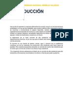Análisis de Mezcla Tecnología de Concreto1