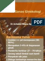 Tumor Ganas Ginekologi