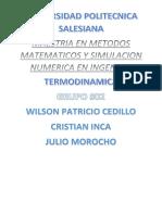 termodinamica ups grupo 2 maestria metodos matematicos