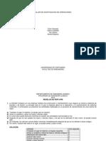 TALLER DE INVESTIGACION DE OPERACIONES. MODELOS DE PERT CPM.docx