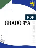 Creaciones Literarias Grado 3ºA
