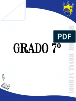 Creaciones Literarias Grado 7º