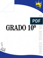 Creaciones Literarias Grado 10º