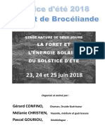 Stage Brocéliande.puba4 2018