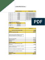 Formatos de Evaluacion Financiera de Proyectos de Inversion