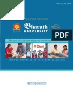Bharath University Brochure