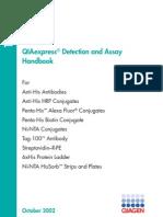 QIAexpress Detection and Assay Handbook