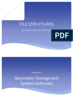 Chapter 3 Secondary Storage and System Software