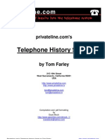 Telephone History Series Rev1