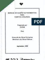 Manual Pavimentos Portuarios Chile