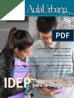 Magazin Aula Urbana Edicion No 100_0 (1)