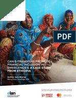 e Transfers Fin Inclusion Case Study Ethiopia 2017