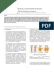 Desnaturalización y reconcomiendo de proteínas