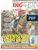 Racing Ahead  Magazine - Coneygree Feature