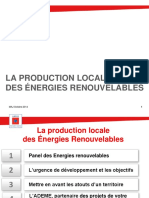 production ENR