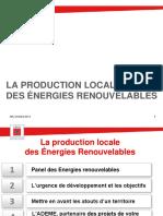 production ENR