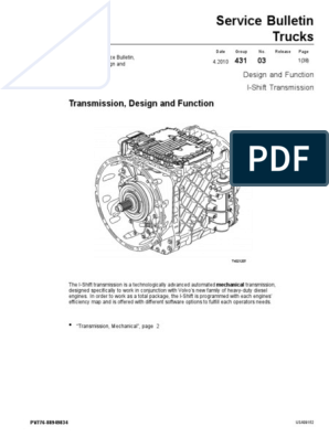 I Shift Transmission | Manual Transmission | Transmission