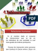relaciones humanas precentasion