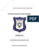 PEI- I.E.C.A.T.P -Santa Rosa de Viterbo