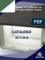 Brochure Cabinas AIRFLUX 2017