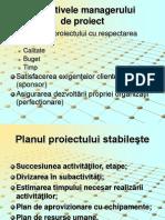 Curs 5 Planificarea