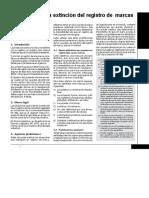 Nulidad y Caducidad de Registros Marcarios Doc 2