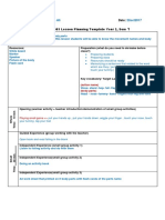 lesson plan template2016-1 body part and action