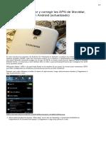 APN de Movistar, Digitel y Movilnet en Android (Actualizado) _ MovilVE