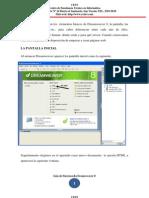 Elementos básicos de Dreamweaver 8
