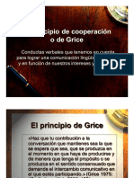 Principio de Cooperación
