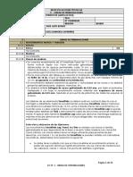 Especificaciones Técnicas c, Ampliacion