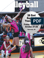 3A East Regional Volleyball Tournament