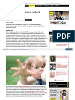 Cuidados para o desmame do bebê.pdf
