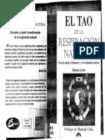 8 El Tao de La Respiracion Natural _Dennis Lewis 96 Pag