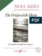 Ades - The Origin Of The Harp.pdf