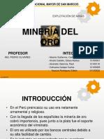 Exposición Mineria Del Oro