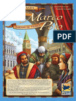 Voyages of Marco Polo - Agents of Venice English Rules