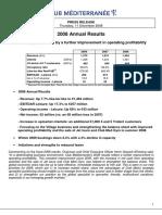 Report Anual - 2008
