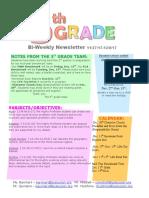 newsletter 11-27-17