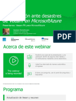 PN Microsoft Azure Webinar Es