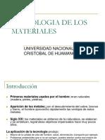 Práctica tecnologia de materiales