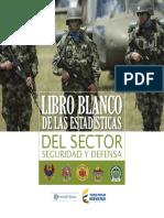 Libro Blanco Estadisticas Mindefensa 2014